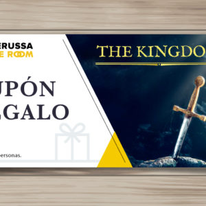 Invitación The Kingdom